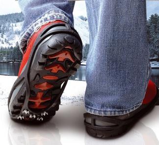 Návlek na obuv protiskluzový Magic Spiker L (40-43)  - 1