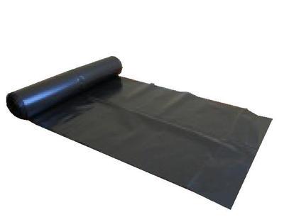 Odpadový pytel 700x1100mm, 50mi, černý, 120l