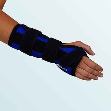 Ortéza zápěstí léčebná - OR10/25 vel.XL levá