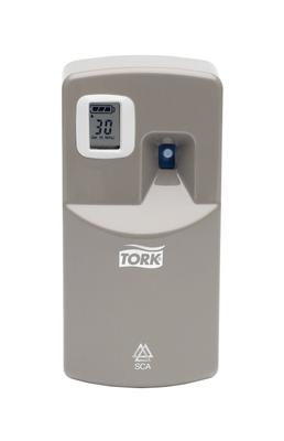 Osvěžovač vzduchu Tork Electronic - šedá  - 1
