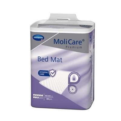 MoliCare BED MAT 8 kapek 60x60cm - 30ks, podložky
