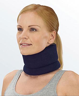 Límec krční Protect Collar soft, vel.2 - anatom. tvarovaný, výška 9cm, barva tmavě modrá  - 1