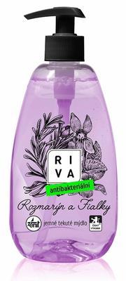 Tekuté mýdlo Riva antibakteriální 500g