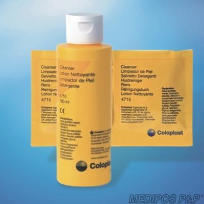 Roztok stomický Coloplast, ubrousky, 30 ks