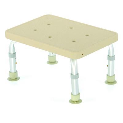 Stolička k vaně s podn. výška 20cm, plocha 40x25cm