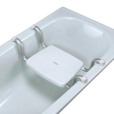 Sedačka do vany závěsná plast. sedátko nastav. dle šířky vany