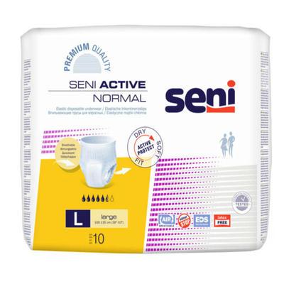 Seni Active NORMAL Large 10ks navlékací k., REF 5133 žluté  - 1