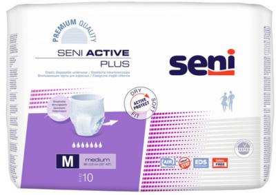 Seni Active PLUS Medium 10ks navlékací k., REF 5212 fialové  - 1