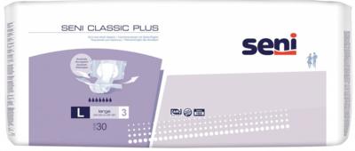 Seni Super Classic Plus Large 30ks plenk. kalhotky, REF 8333