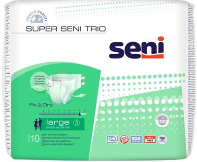 Super Seni Trio Large 10ks plenk. kalhotky, REF 3313