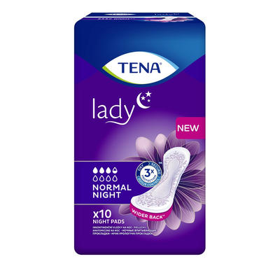 TENA Lady Normal Night 10ks vložky