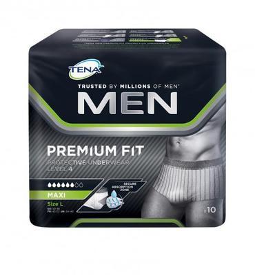 TENA Men Level 4 LARGE 10ks navlékací k.