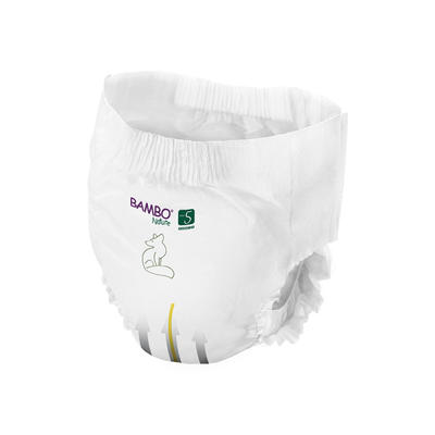 BAMBO NATURE PANTS 5 navlékací, 12-18 kg, 19 ks  - 2