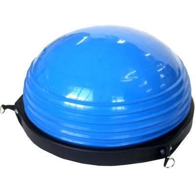 Bossa Dynaso průměr 55cm Dome ball balanční podložka s plastovou základnou  - 2
