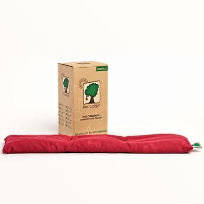 Hřejivý polštářek s třešňovými peckami Cervico 13x55cm  - 2