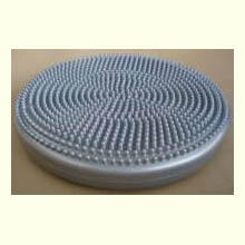 Podložka kruh bodlinky (malé výstupky/hladká) - barvy:  - 2