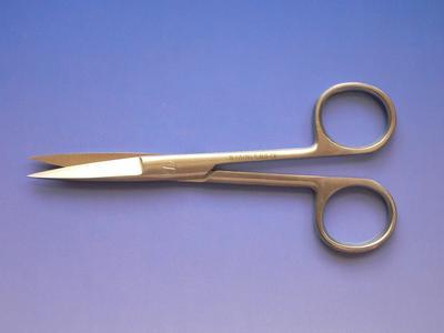 Nůžky chir. hrotnaté 13cm  - 2