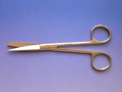 Nůžky chir. hrotnato-tupé 13cm  - 2
