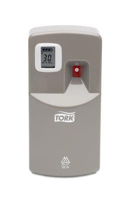 Osvěžovač vzduchu Tork Electronic - šedá  - 2