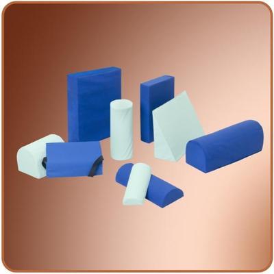 Rehabilitační kvádr polohovací PURO 20 - 50x35x10cm bavlněný  - 3