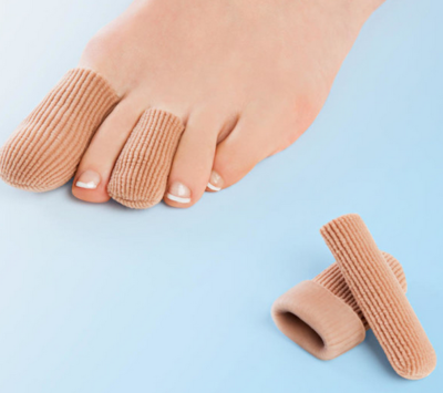Silipos - návlek na prsty s čepičkou širší - L/XL (2,5x6,5 cm)  - 3
