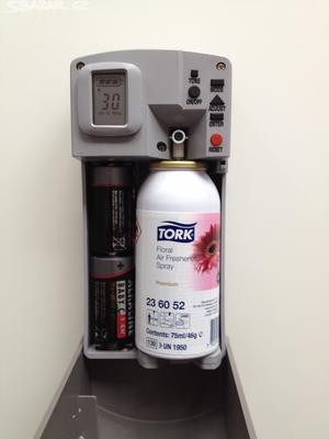 Osvěžovač vzduchu Tork Electronic - šedá  - 3
