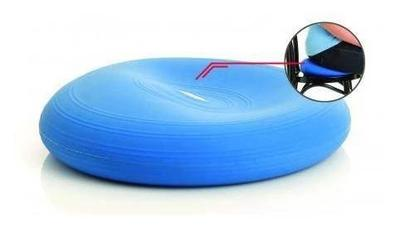 Podložka Dynair Togu 33cm  kruh. sezení, barva modrá  - 3